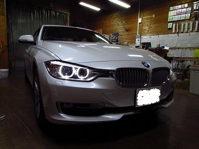 BMW F30 Modrnにボーナスキャンペーン!地デジチューナー取付!!