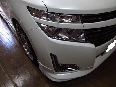 全長式はセッティングで乗り心地が劇的に変わる!!E52 エルグランドHKS車高調セッティング!!