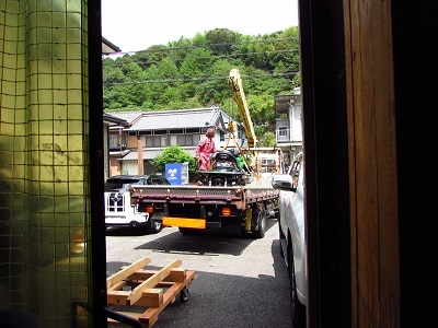 【動画あり】やっぱこうでなくちゃ!Kawasakiウルトラ310LXにロックフォードマリーン用スピーカー取付!