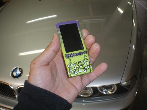 ケンウッド x ipod x BMW