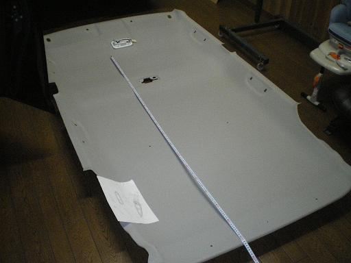 ルミオンの天井ライトアップ計画^^!