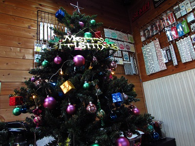 クリスマスキャンペーン!ありがとうございました!感謝!感謝!