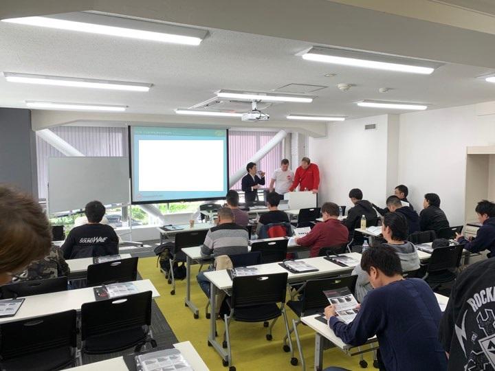 世界トップクラスの防音、防振のメカニズムを学ぶ。